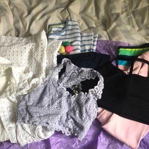 6-7 bundle summer clothes